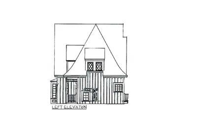 Charming Gothic Revival Cottage - 43002PF thumb - 05