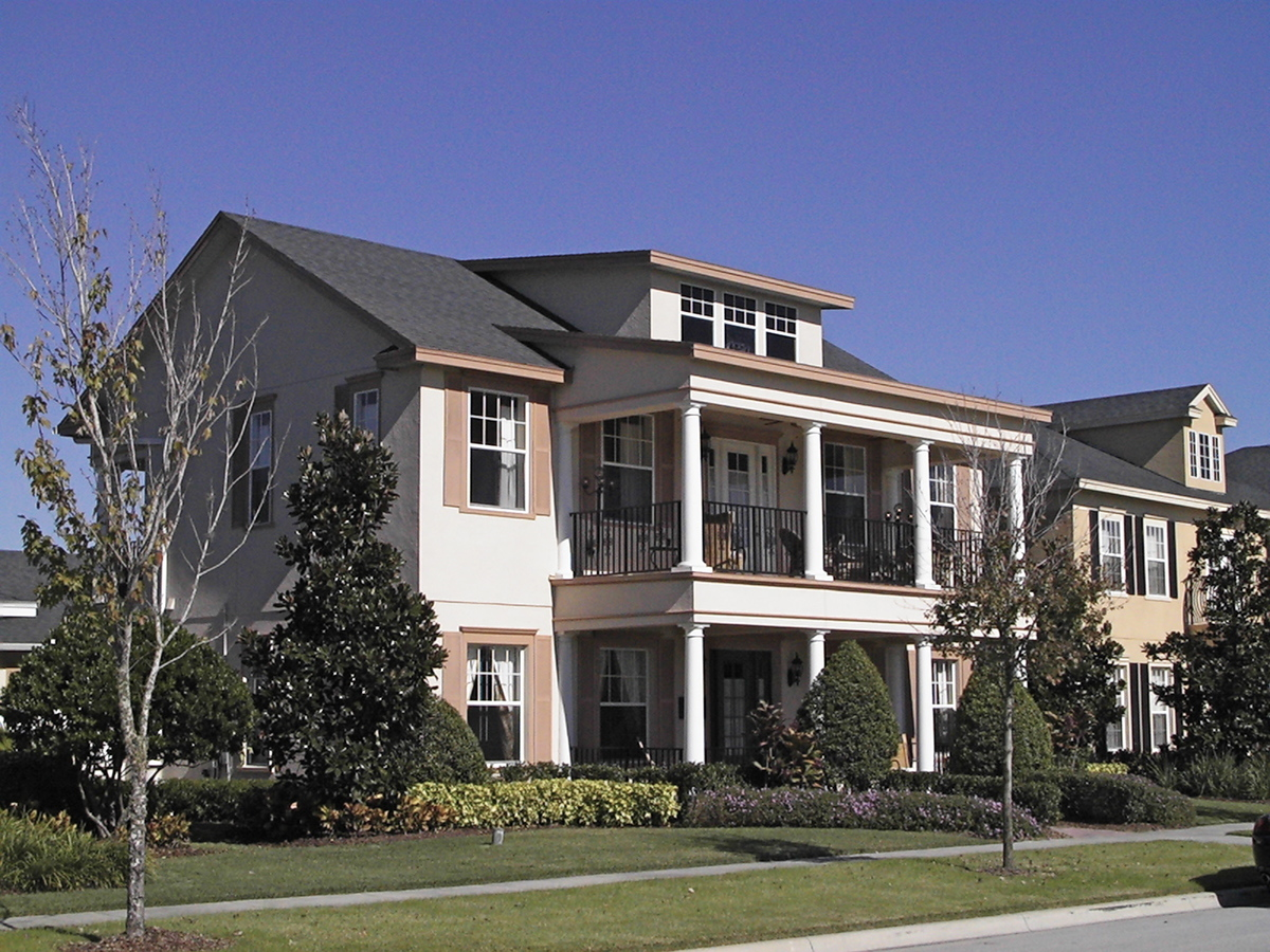 Classic low country lines 44016td architectural for Classic house plan