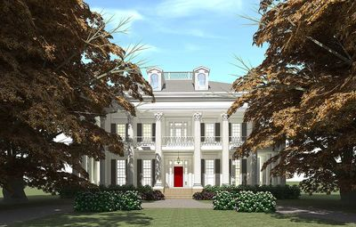 Classic Greek Revival with Video Tour - 44055TD thumb - 02