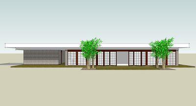 Oriental-Inspired Modern Loft Style Living - 44070TD thumb - 03