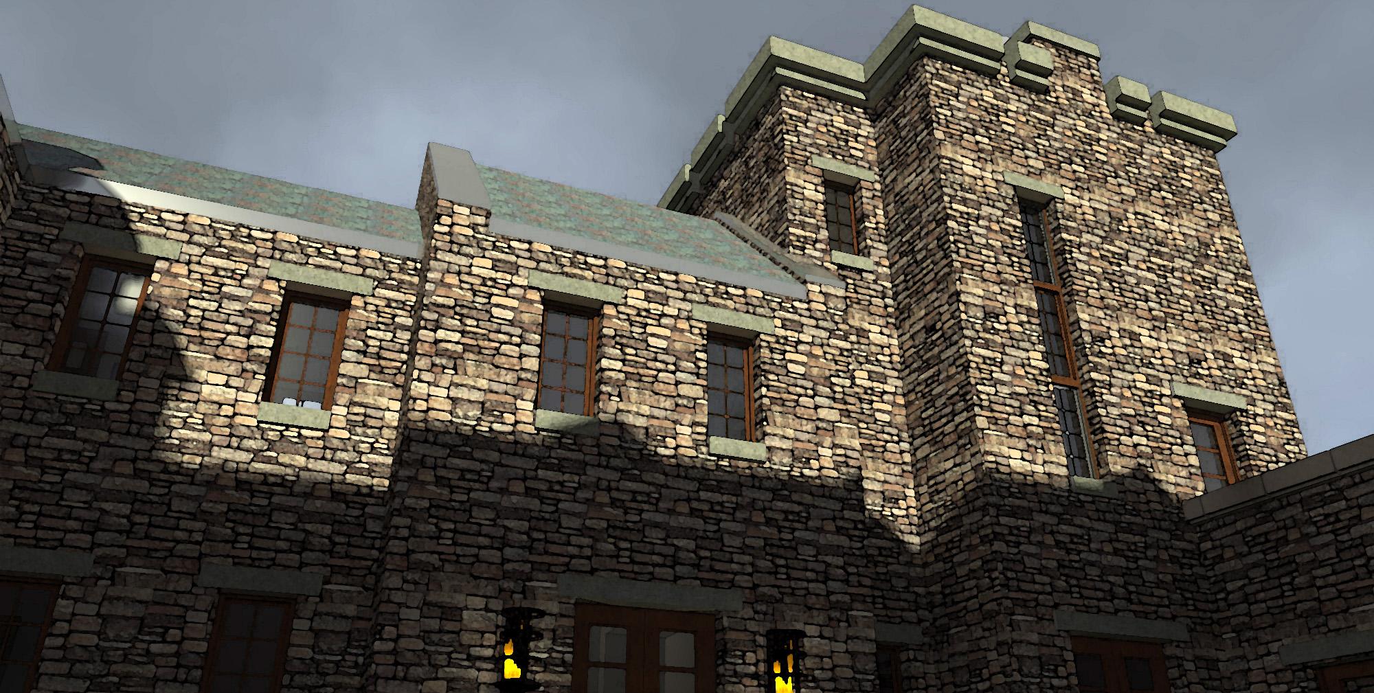 Scottish Castle Floor Plans Castle House Plans Castle House Plans Tyree House Plans