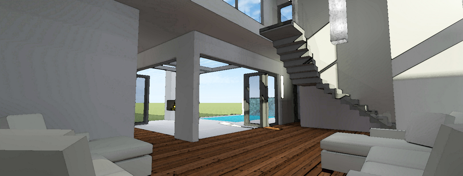 Rooftop Observation Deck 44090td 1st Floor Master