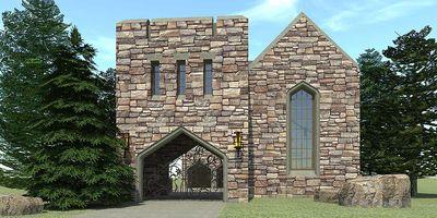 Scottish Highland Castle - 44100TD thumb - 01