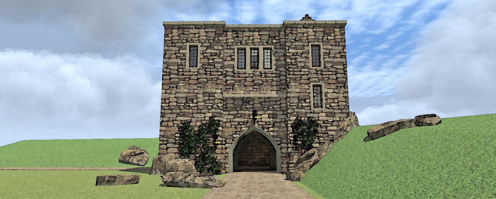 castle design house plans - house plans