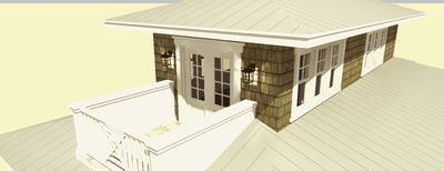 Low country beach house plan 44116td architectural for Low country beach house plans
