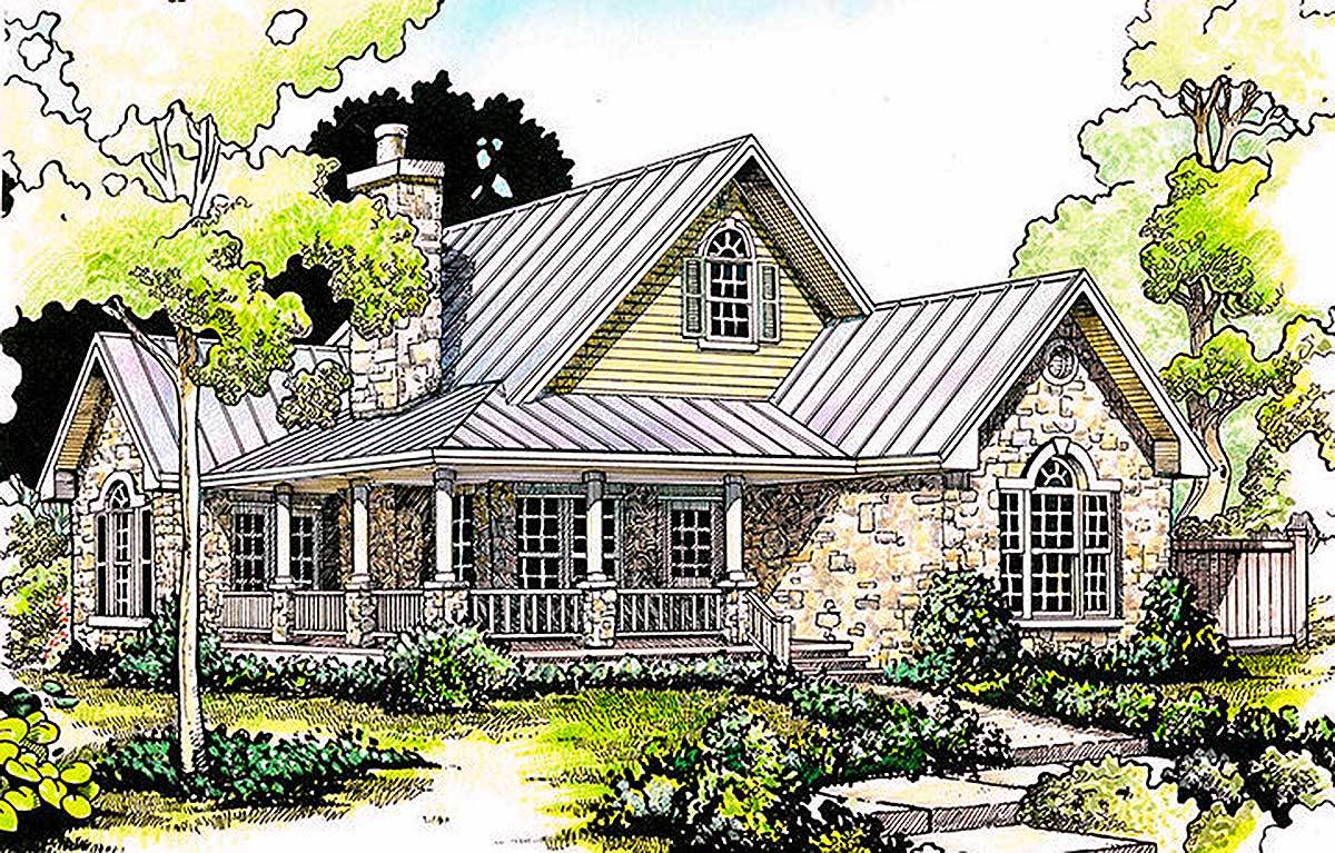 Hill Country Classic 46000hc Architectural Designs