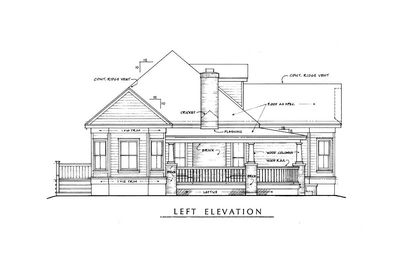 Fully-Appointed Hill Country Home Plan - 46001HC thumb - 03