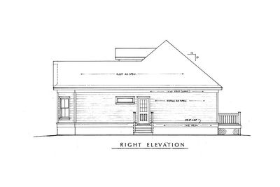 Fully-Appointed Hill Country Home Plan - 46001HC thumb - 05