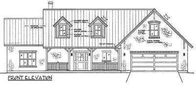 Stone Ranch Home Plan - 46025HC thumb - 02