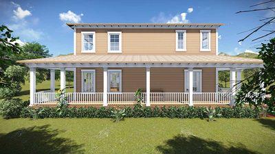 Contemporary 3 Bed Country Farmhouse 46200cj