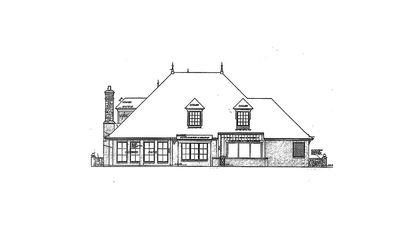 Majestic European House Plan - 48001FM thumb - 02