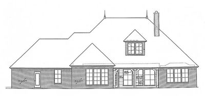 Charming French Country Home Plan - 48028FM thumb - 02