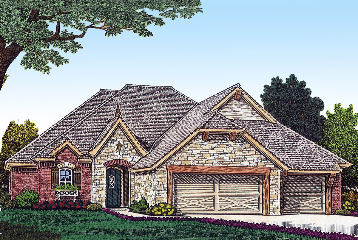 Well Designed Home Plan 48380fm Architectural Designs