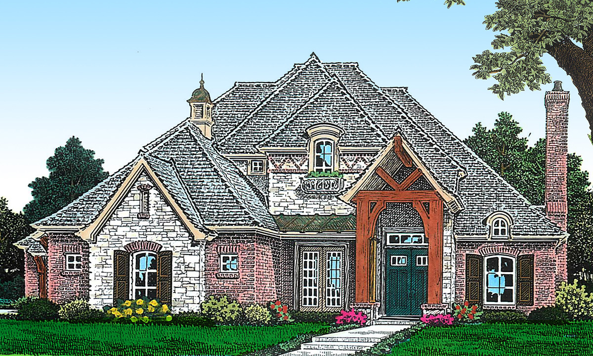 Open floor plan 48408fm architectural designs house for Architecturaldesigns com house plan 56364sm asp