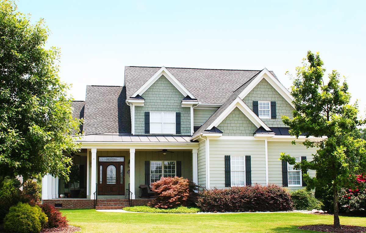 Lovely Veranda - 50613TR | Architectural Designs - House Plans