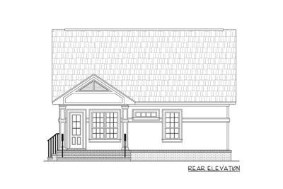 Energy-Saving House Plan - 51011MM thumb - 02