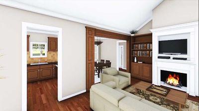 Charming Craftsman House Plan - 51040MM thumb - 07