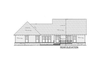 Beautiful Craftsman House Plan - 51043MM thumb - 36