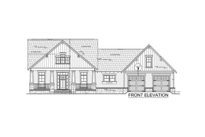 Beautiful Craftsman House Plan - 51043MM thumb - 34