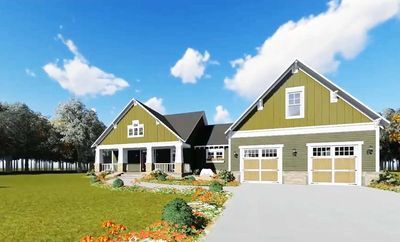 Beautiful Craftsman House Plan - 51043MM thumb - 04