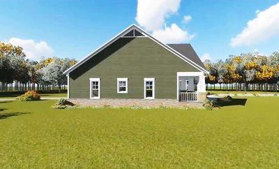 Beautiful Craftsman House Plan - 51043MM thumb - 09