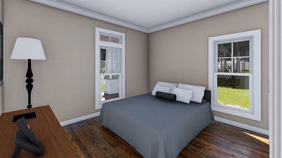 Beautiful Craftsman House Plan - 51043MM thumb - 28