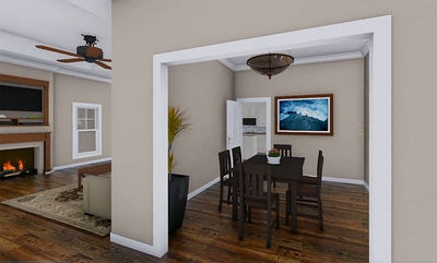 Beautiful Craftsman House Plan - 51043MM thumb - 10