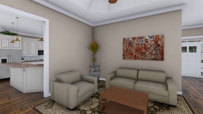 Beautiful Craftsman House Plan - 51043MM thumb - 12
