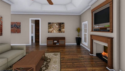 Beautiful Craftsman House Plan - 51043MM thumb - 13