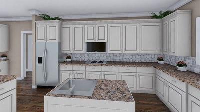 Beautiful Craftsman House Plan - 51043MM thumb - 17