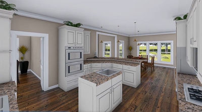Beautiful Craftsman House Plan - 51043MM thumb - 18