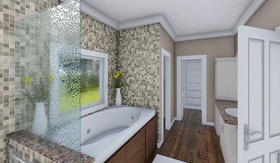 Beautiful Craftsman House Plan - 51043MM thumb - 23