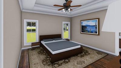 Beautiful Craftsman House Plan - 51043MM thumb - 21