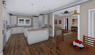 Beautiful Craftsman House Plan - 51043MM thumb - 15