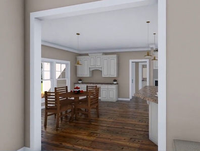 Beautiful Craftsman House Plan - 51043MM thumb - 14