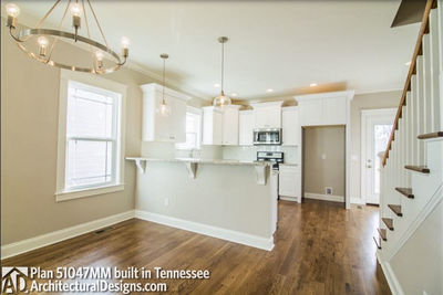 House Plan 51047MM comes to life in Tennessee! - photo 011