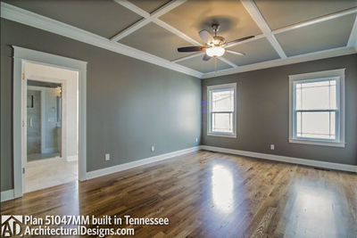 House Plan 51047MM comes to life in Tennessee! - photo 012