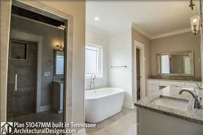 House Plan 51047MM comes to life in Tennessee! - photo 014