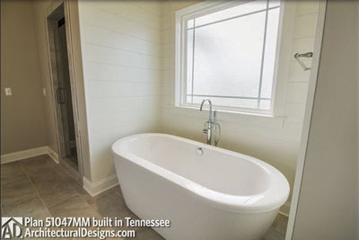 House Plan 51047MM comes to life in Tennessee! - photo 015