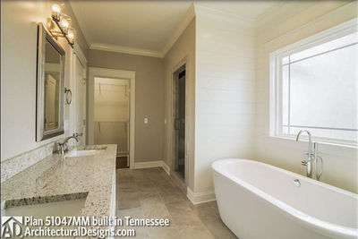 House Plan 51047MM comes to life in Tennessee! - photo 016