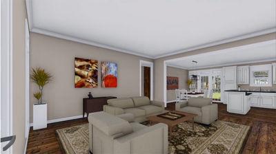Ten Foot Great Room Ceilings - 51048MM thumb - 06