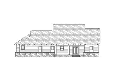 Craftsman Home Plan with Class - 51064MM thumb - 03