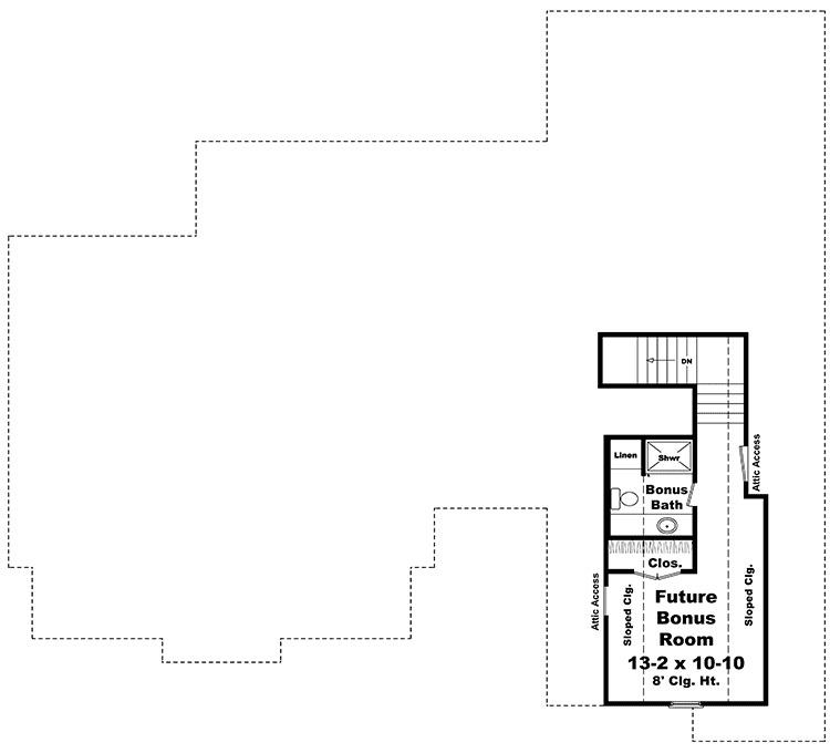 flexible house plan options mm st floor master bonus reverse floor plan pinit white