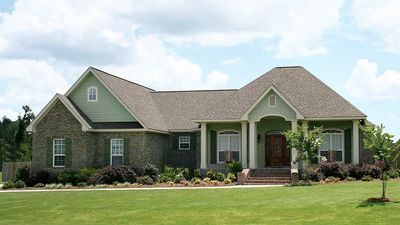 Flexible Home Plan with Options - 51083MM thumb - 01