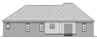 Highly Functional Split-Bedroom Floorplan - 5110MM thumb - 06
