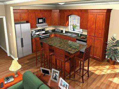 Highly Functional Split-Bedroom Floorplan - 5110MM thumb - 05