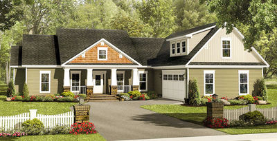 Inviting Craftsman with Options - 51102MM thumb - 01