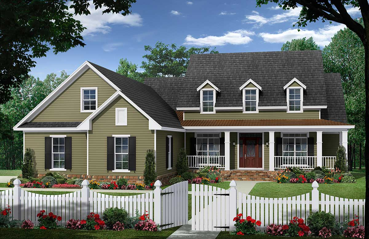 Neighborhood design with basement and bonus 51156mm for Traditional neighborhood design house plans