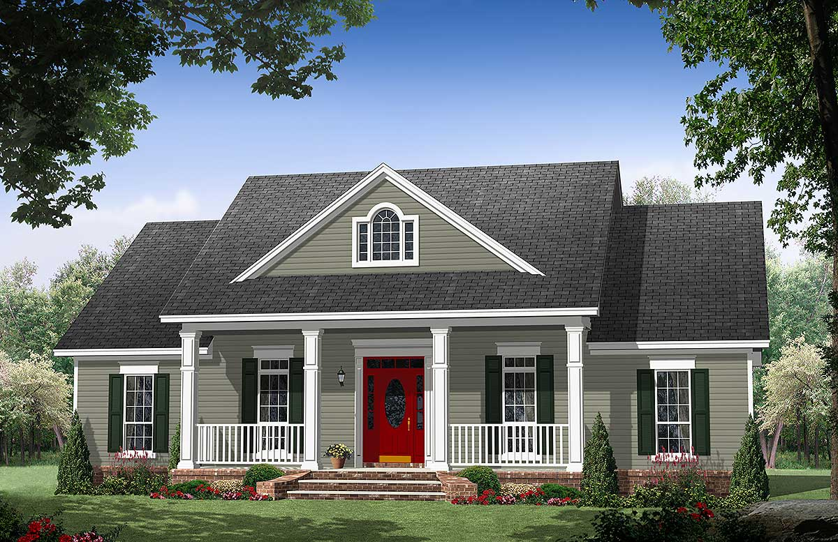 House plans kenya free opies ountry omfort with wo porches