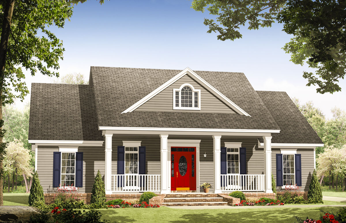 Cozy 3 bed house plan 51167mm architectural designs for Architecturaldesigns com house plan 56364sm asp